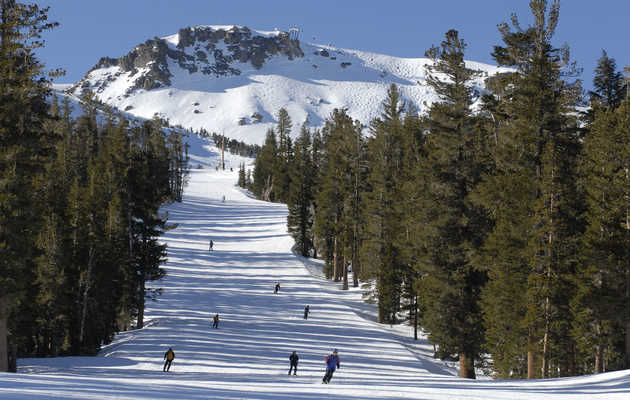 Thrillist Snow Guide: Mammoth, CA