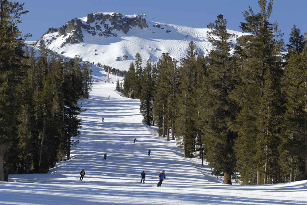 Mammoth Ski And Winter Activities Restaurants Bars To Visit Thrillist