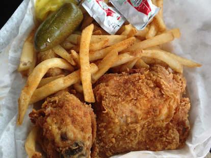 Rudy's Chicken Dallas