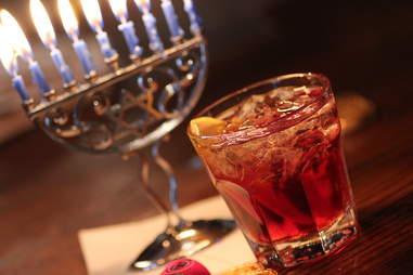Manischewitz cocktail