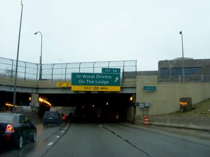 Worst Drivers Detroit