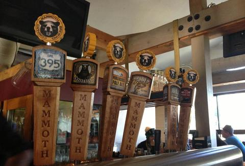 whiskey creek bar taps