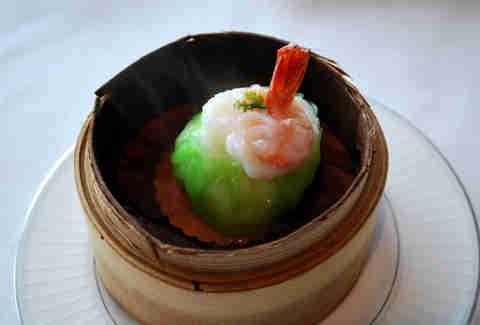 Lung King Heen dim sum