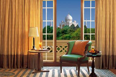Guest room, Taj Mahal