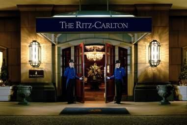 Porters, Ritz-Carlton Osaka