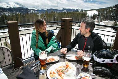 Sevens Restaurant, Breckenridge, Colorado