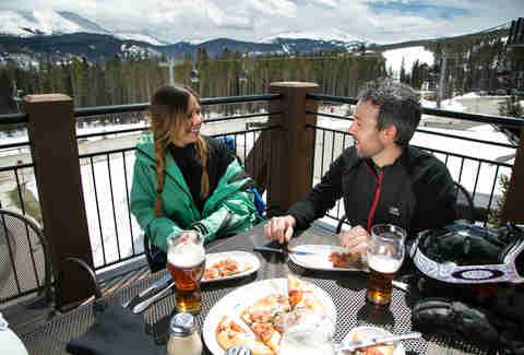 Sevens Restaurant Breckenridge Colorado