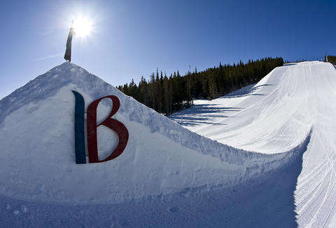 Terrain Park at Breckenridge