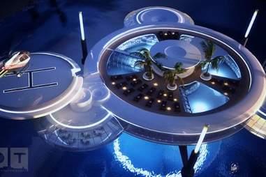 Hydropolis rendering