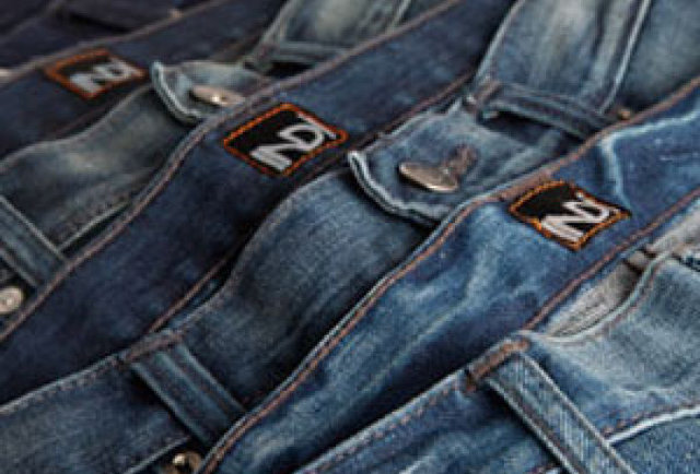 Custom Jeans from iNDi