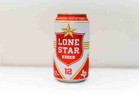 posed lone star shot