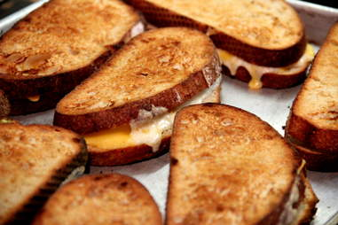 Toasted sammies