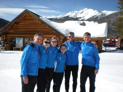 Nordic center team