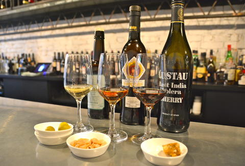 Sherry Bars that do your booze best Washington DC