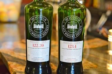 Whisky Bars that do your booze best Washington DC