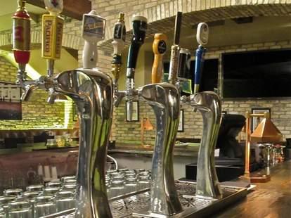 Finbarr's tap