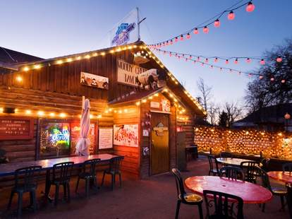 woody creek tavern exterior