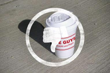 Five Guys coffee