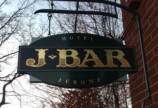 J-Bar at Hotel Jerome