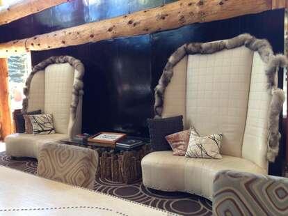 sky hotel lounge