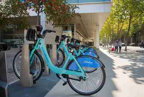 SF bike share