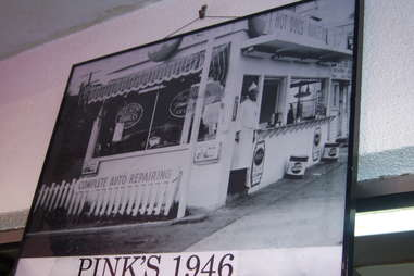 pink's