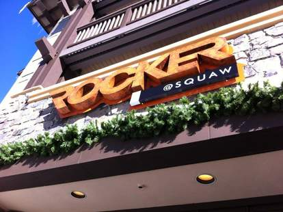 rocker@squaw sign