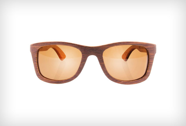 Step off, beer googles: sunglasses made from wine barrels are now a thing