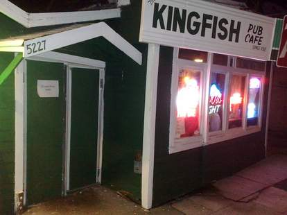 kingfish oakland california
