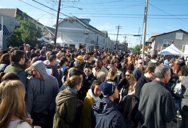 The best things at the Oak Street Po-boy Fest 2013