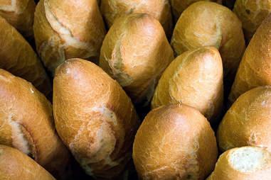 Baguettes Paris