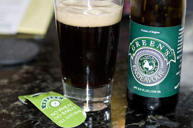 Green's Endeavour Dubbel Dark Ale