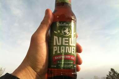 New Planet Raspberry Ale