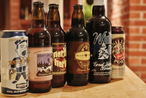 Toronto Seasonal Beers