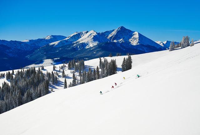 Thrillist Snow Guide: Vail, CO