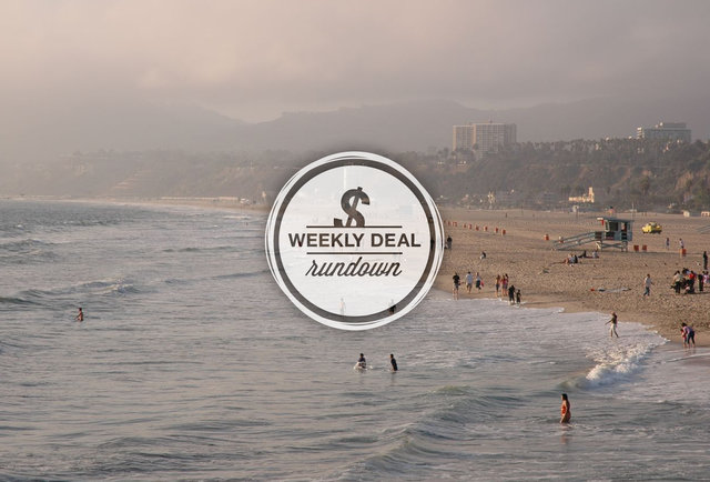 Weekly Deal Rundown -- Thanksgiving Edition