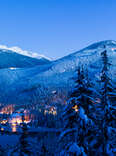 Whistler dual mountain -- Michael Crane, Whistler Tourism