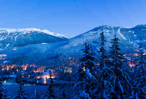 Thrillist Snow Guide: Whistler, BC