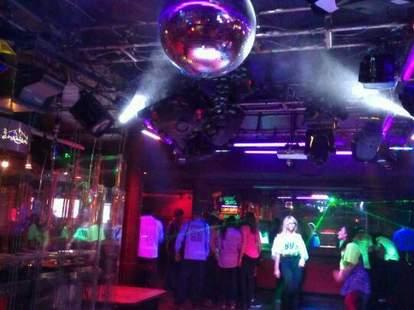 tommy africa's dance floor