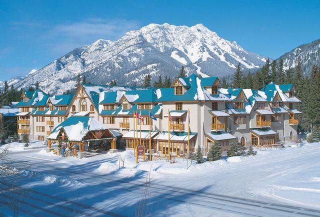 Thrillist Snow Guide: Banff, Alberta