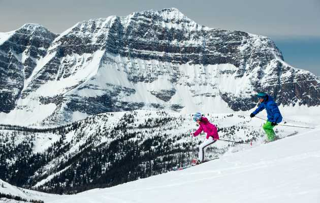 Thrillist Snow Guide: Banff, Alberta