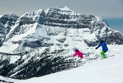 Sunshine Village -- Paul Zizka, Banff Lake Louise Tourism