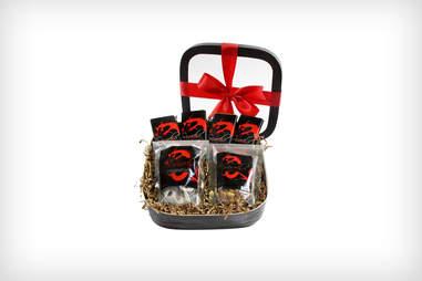 Sriracha gift basket