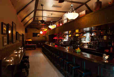 The Del Monte Speakeasy LA