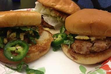 pork belly burgers