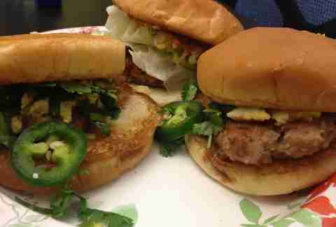 pork belly burgers