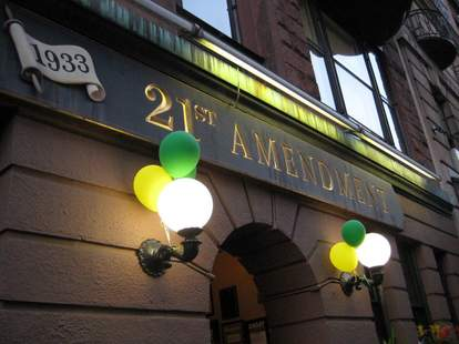 21st Amendment Boston