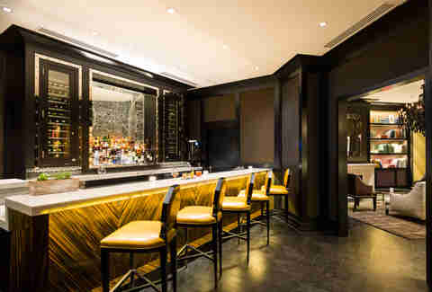 thrillist library bar