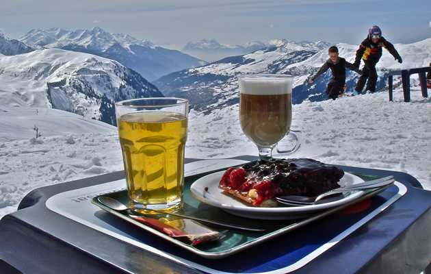 Supper on the slopes: 8 new ski resort restaurants