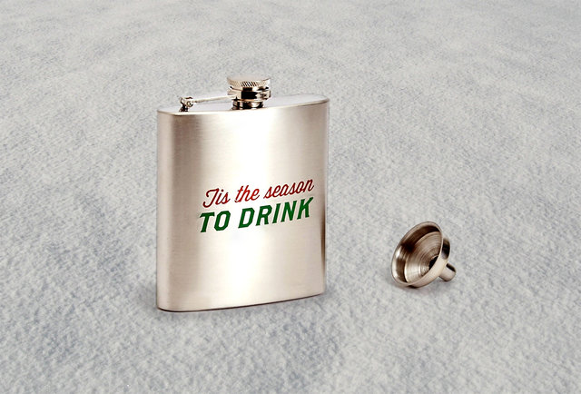 4 flasks you\'ll want to get a-ho-ho-hold of this season
